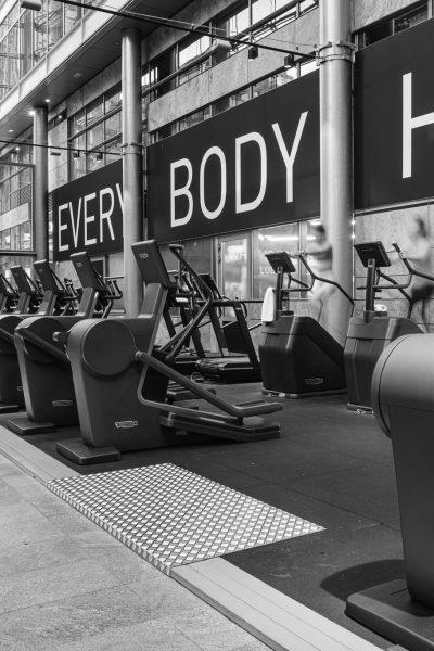 Premium gym Zuidas